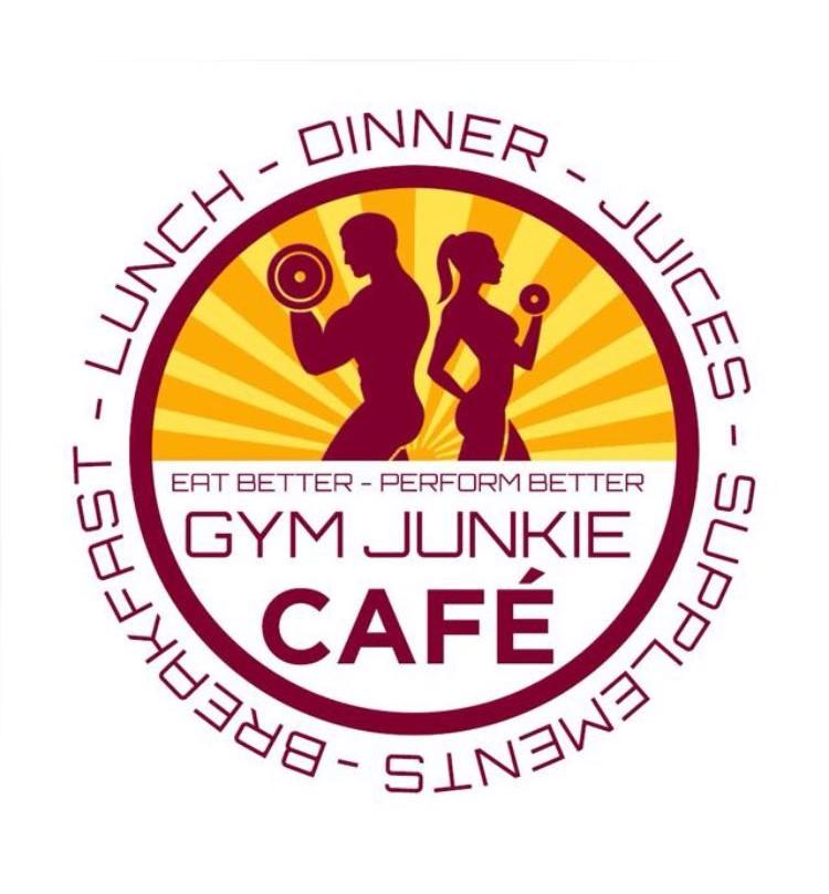 Gym Junkie Logo