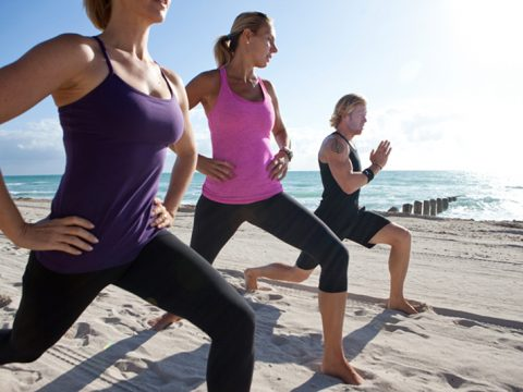 beach fitness bootcamp