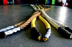 3 ropes