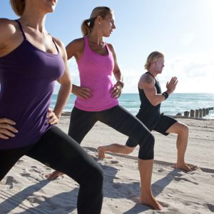 beach fitness bootcamp